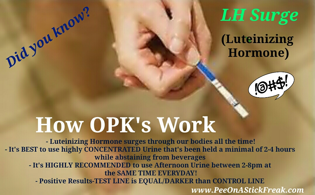 How To Test with a OPK