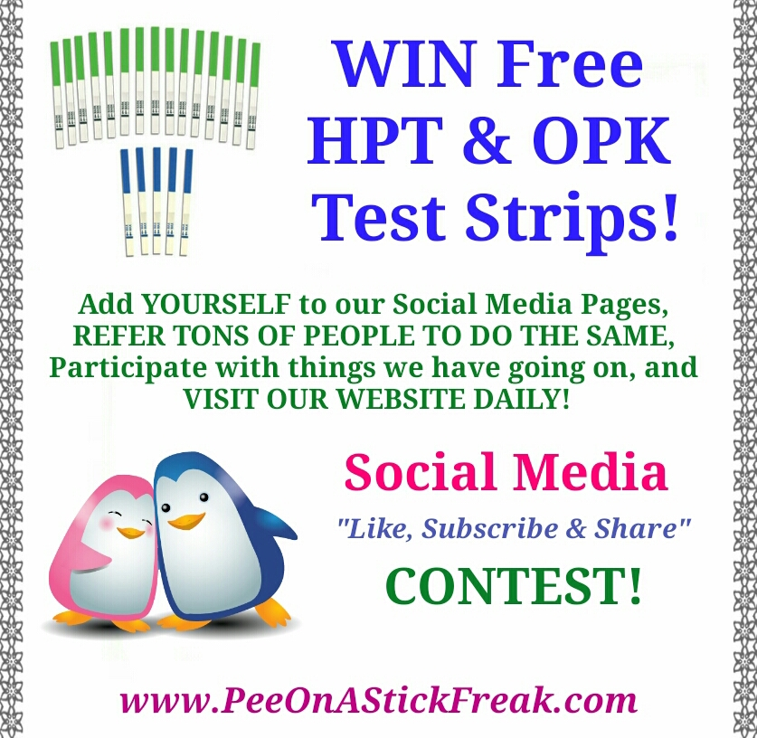 New Choice Ovulation Test | Pee-On-A-Stick-Freak